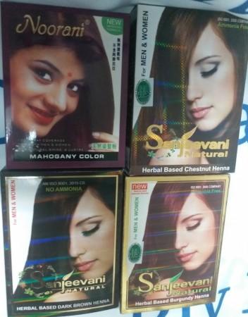 印度染髮粉