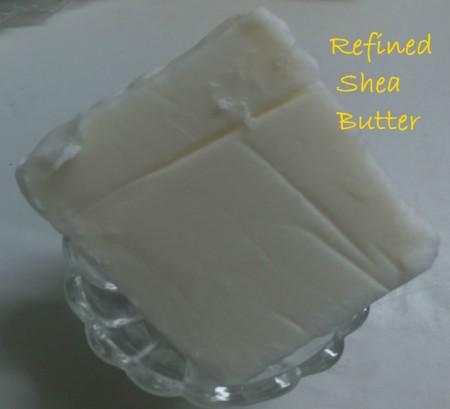 精製乳木果脂