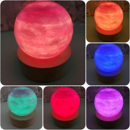 芳香蠟燭小夜燈